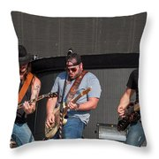 Lee Brice 2 Throw Pillow