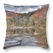 Lee Creek Throw Pillow