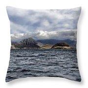 Leeward Coast-oahu Hawaii  Throw Pillow