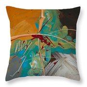 Leftover Dreams Throw Pillow