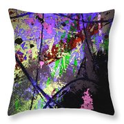 Leftovers Throw Pillow
