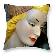 Legally Blond Throw Pillow