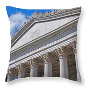 Legislative Building - Olympia Washington Throw Pillow