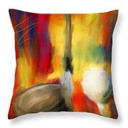 Leisure Play Throw Pillow