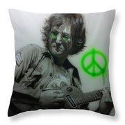 Lennon Throw Pillow