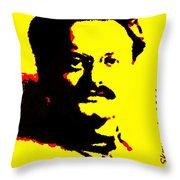 Leon Trotsky Throw Pillow