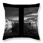 Leopard Appaloosa  Throw Pillow