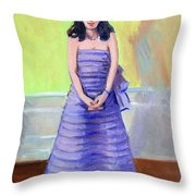 Leslie Throw Pillow