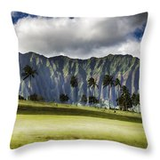Lest We Forget V6 Throw Pillow