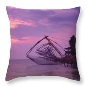 Let It All Hang Out Throw Pillow