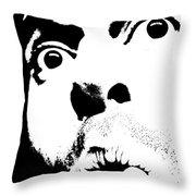 Selfie Circa 2005 Throw Pillow