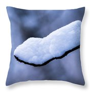 Let It Snow Featured 3 Throw Pillow