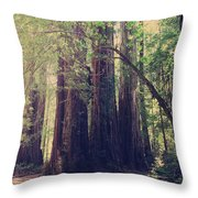 Let Me Be The One Throw Pillow by Laurie Search