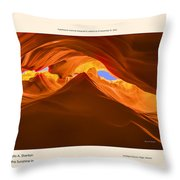 Let The Sun Shine In - Poster Throw Pillow