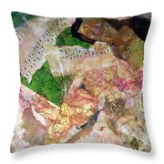 Let The Two Of Us Be One Throw Pillow