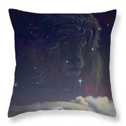 Let The Wind Blow Throw Pillow