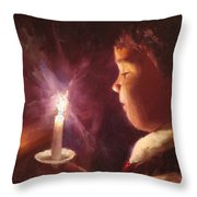 Let Your Light Shine 2 Throw Pillow
