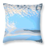 Let Your Spirit Fly Throw Pillow