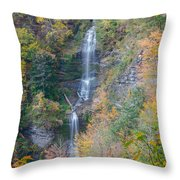 Letchworth State Park  7d07730 Throw Pillow