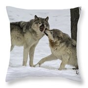 Lets Play... Throw Pillow