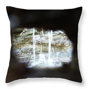 Lets Rock 2 Throw Pillow