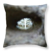 Lets Rock 3 Throw Pillow