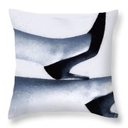 Lets Tango In The Night Throw Pillow