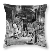 Lewis & Clark York Throw Pillow