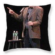 Lewis Black  Throw Pillow