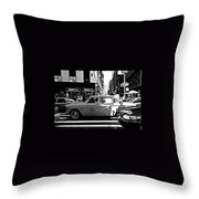 Lexington Avenue Throw Pillow