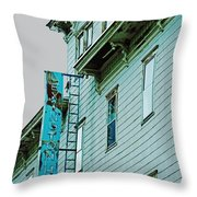 Lexington Hotel Lexington New York Throw Pillow