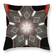 Lfa Star Throw Pillow