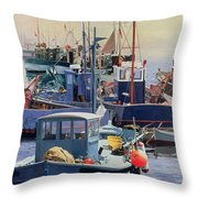 Liaisons Throw Pillow