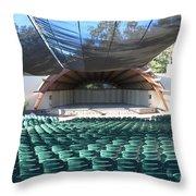 Libbey Bowl Ojai Throw Pillow