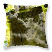 Liberty Bell 3.2 Throw Pillow