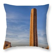 Liberty Memorial Throw Pillow