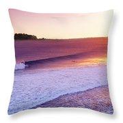 Liberty Surf Throw Pillow