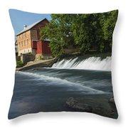 Lidtke Mill 1 B Throw Pillow