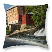 Lidtke Mill 4 Throw Pillow