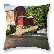 Lidtke Mill 5 Throw Pillow