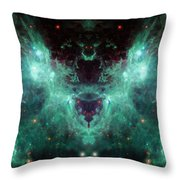 Life And Death Of Stars 2 Throw Pillow