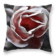 Life Before Winter Throw Pillow