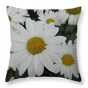 Life Blooming  Throw Pillow