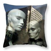 Life For Sale - Conceptual Throw Pillow