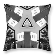 Life In Balance Throw Pillow