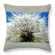 Life In Details Throw Pillow