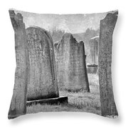 Life Isn't Black And White Throw Pillow