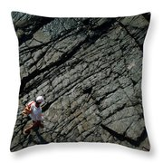 Life Lines  Throw Pillow