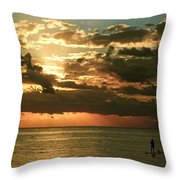 Life On Pause Throw Pillow