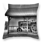 Life On The Farm Throw Pillow